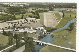 35 CPSM Talensac Moulin Et Pont Sur Le Meu - France