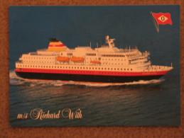 HURTIGRUTEN/OFOTENS RICHARD WITH - Ferries