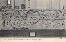 Saint Germain En Laye (78) - Musée - Sarcophage D'Arles - France