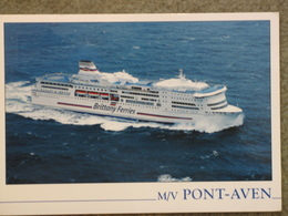 BRITTANY FERRIES PONT AVEN OFFICIAL - Ferries