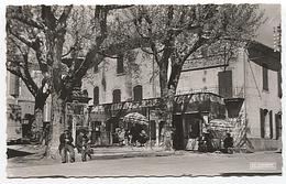 X121827 ALPES DE HAUTE PROVENCE ST SAINT ETIENNE LES ORGUES LA PLACE DU VILLAGE LURE HOTEL - Frankreich