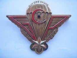 Insigne Brevet Parachutiste GCP   Drago - Armée De Terre