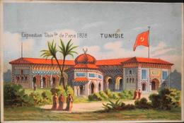 Chromo & Image > Expo. Universelle De Paris 1878 - TUNISIE - TBE - Altri