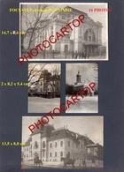 FOCSANI-Fokschan-16 PHOTOS Allemandes Legerement Collees-Guerre14-18-1WK-Militaria-Roumanie - Romania