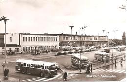 UTRECHT (Pays-Bas) Stationsplein  (Autobus) - Utrecht