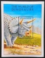 Angola 1999** Mi. Bl.52 Dinosaurs ,MNH  [8;91] - Vor- U. Frühgeschichte