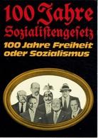100 JAHRE FREIHEIT ODER SOZIALISMUS-CARICATURE POLITIQUE SATIRIQUE - Satiriques