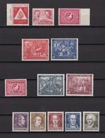 Sowjetische Zone - 1948/49 - Sammlung - Postfrisch - 45 Euro - Sowjetische Zone (SBZ)