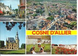 COSNE D'ALLIER - Vues - Voiture - Autres Communes