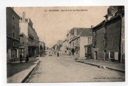 - CPA MAYENNE (53) - Rue De Paris (en Saint-Martin) - Edition Chouasnet N° 56 - - Mayenne