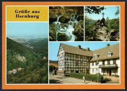 D0306 - TOP Ilsenburg - Bild Und Heimat Reichenbach - Ilsenburg