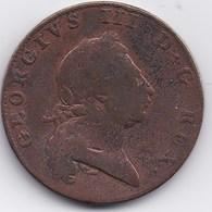 BERMUDES - GEORGE III - 1 Penny 1793 - TIRAGE : 72.000 - TRES RARE - Bermudes