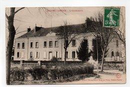 - CPA CHATEAU-GONTIER (53) - La Gendarmerie - Edition Pelcerf - - Chateau Gontier