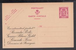 Publibel - 75c - Thématique Alcool  (VG) DC5103 - Interi Postali
