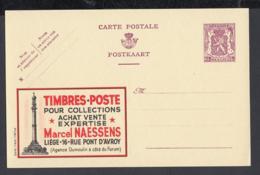 Publibel - 65c - Thématique Timbres - Postes  (VG) DC5122 - Entiers Postaux