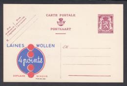Publibel - 65c - Thématique Laines  (VG) DC5127 - Stamped Stationery