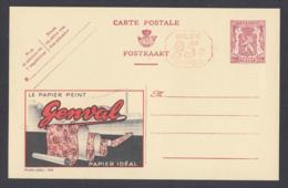 Publibel - 65c - Thématique Papier Peint (VG) DC5133 - Stamped Stationery