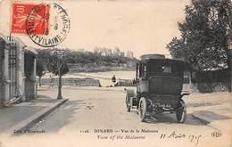 35 .n°  107108 . Dinard . Voiture .vue De La Malouine . - Dinard