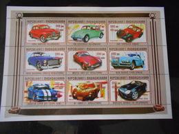 MADAGASCAR 1998 ** - Cars