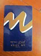 Metro Park Hotel, Macao - Cartas De Hotels