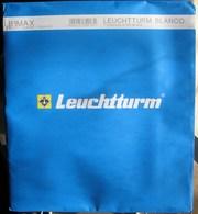 Leuchtturm - Feuilles BLANCO LB 1 MAX (1 Poche) (paquet De 10) - Albums & Binders