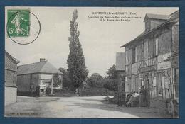 AMFREVILLE LES CHAMPS - Quartier Du Bout De Bas , Embranchement De La Route Des Andelys - Frankreich