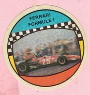 Sticker - FERRARI - FORMULE I - Autocollants