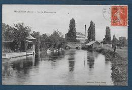 SERQUIGNY - Sur La Charentonne - Serquigny
