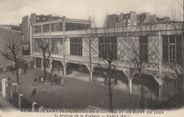 Paris 7 Av. De La Frillière : Patronage St. François-Xavier D'Auteuil Et Du Point Du Jour. - Arrondissement: 16