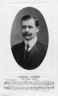 """Franz Lehar """" The Merry Widow."""" Valse - Music And Musicians"""