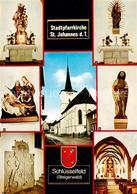 73269378 Schluesselfeld Stadtpfarrkirche St Johannes Des Taeufers Details Schlue - Ohne Zuordnung