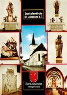 73269378 Schluesselfeld Stadtpfarrkirche St Johannes Des Taeufers Details Schlue - Germania