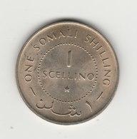 1 SCHILLING 1967 - Somalia