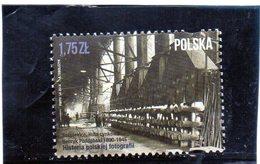 2014 Polonia - Arte Fotografica - 1944-.... Repubblica