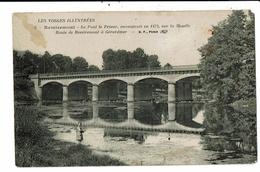 CPA-Carte Postale-France-Remiremont-Le Pont Le Prieur  VM10126 - Remiremont