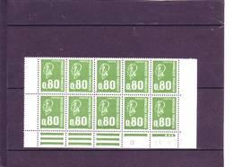 N° 1891 - 0,80F BEQUET - P De P+Q - Sans PHO - Tirage Du 13.9 Au 14.9.77 - 13.09.1977 - - 1970-1979