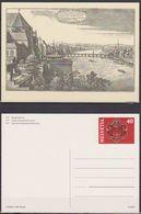 Schweiz Ganzsache1983 Nr.P 242 Ausstellung TEMBAL 1983 Basel ( D 3448 ) Günstige Versandkosten - Stamped Stationery