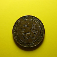Netherlands 1 Cent 1907 - [ 3] 1815-… : Koninkrijk Der Nederlanden
