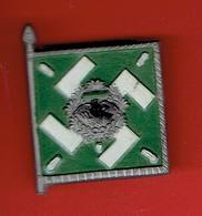 INSIGNE ALLEMAND 1940 REGIMENT GENERAL GORING DRAPEAU DU REGIMENT GENERAL GOERING 11BA WWII - 1939-45