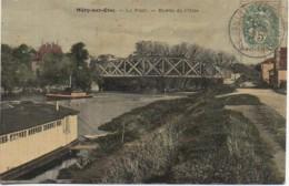 95 MERY-sur-OISE  Le Pont De L'Oise - Mery Sur Oise