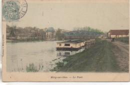 95 MERY-sur-OISE  Le Pont - Mery Sur Oise