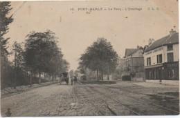 78 PORT-MARLY  - Le Pecq - L'Ermitage - Le Pecq