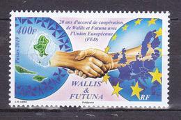 WALLIS ET FUTUNA 2019 COOPERATIO N  MNH - Unused Stamps