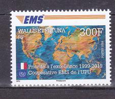WALLIS ET FUTUNA 2019  ANNIVERSAIRE  EMS MNH - Wallis And Futuna