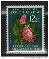 D - [TB095-10]TB//-AFRIQUE SUD-UNION-COLONIE BRITANNIQUE- YV N° 323N Nuance Foncée @XX-MNH@ Fleurs Protée - Afrique Du Sud (1961-...)