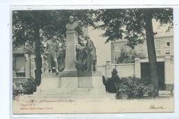 Leuven Louvain - Le Monument Edouard Remy (Ed Albert Sugg à Gand Série 65 N° 8) - Leuven
