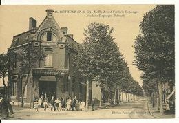 62 - BETHUNE / LE BOULEVARD FREDERIC DEGEORGES - Bethune