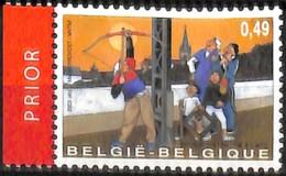 D - [154369]TB//**/Mnh-Belgique 2003 - N° 3158,  Sports, Tir À L'Arc, SNC - Bogenschiessen