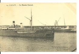 62 - CALAIS / LE BASSIN CARNOT - Calais