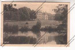 CPA EPINAY SUR ORGE (91) : Le Grand Lac - Préventorium De Sillery (timbre Maréchal Pétain Années 40) (envoyée à Toucy) - Epinay-sur-Orge